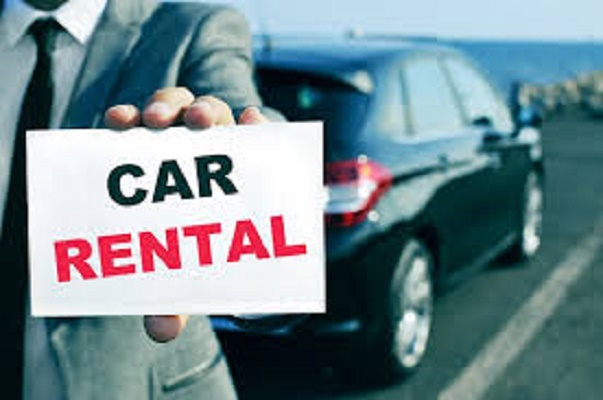 lax car rental